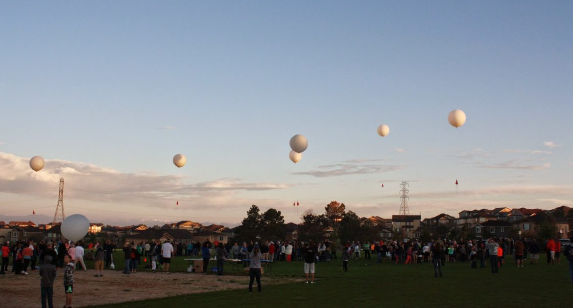 Weather Balloons! | Wings Over the Rockies Air & Space Museum