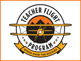 165×124 Website graphic Teacher Flight Logo